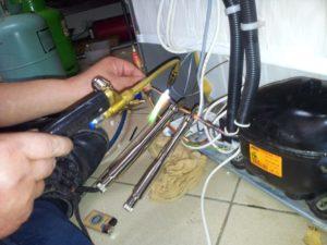 хладилник ремонт