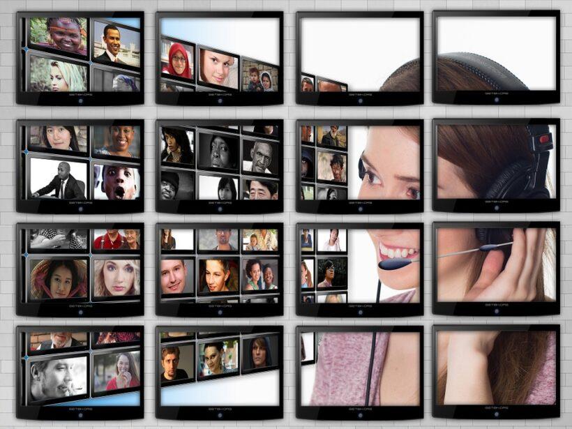 видео стени