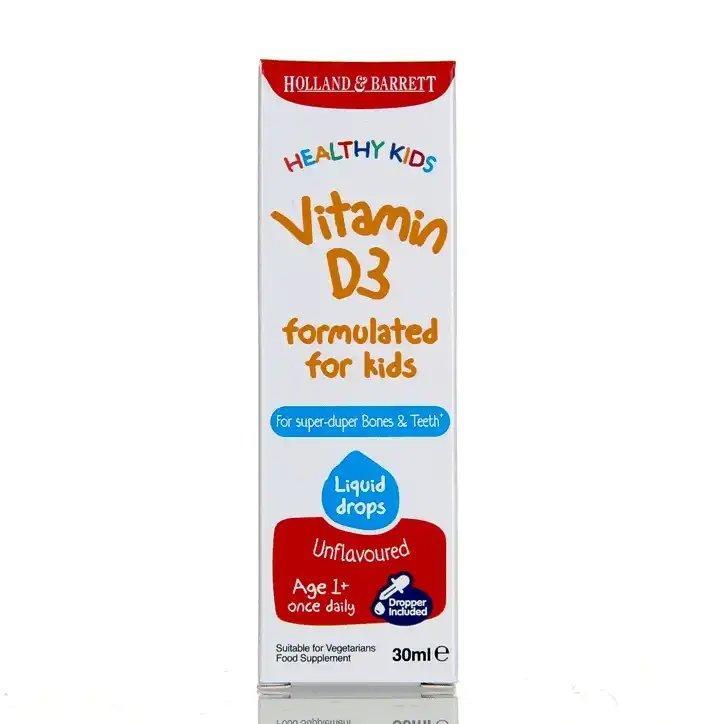 витамин д за деца